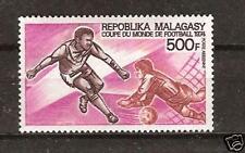 Malagasy Republic # C120 Mnh World Soccer Cup 1973