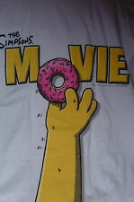 """""""Simpson the Movie"""" T-Shirt –  Great image(XL)"""