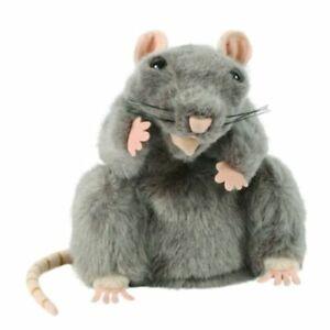 The Puppet Company - European Wildlife - Grey Rat Hand Puppet