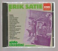 ERIK SATIE, EMI Classics # 3, Ciccolini, CD, EMI 1987, Zustand 1-2