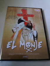 """DVD """"EL MONJE"""" COMO NUEVO ADO KYROU FRANCO NERO NATHALIE DELON"""
