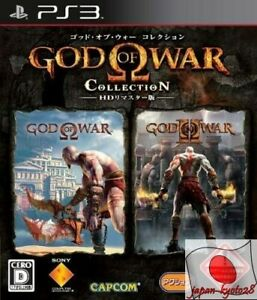 God of War Collection PS3 Capcom Sony PlayStation 3 From Japan