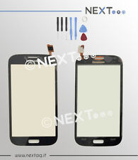 Touch screen per schermo Samsung Galaxy Grand Duos blu GT-I9080 GT-I982+kit
