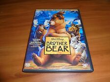 Brother Bear (DVD, 2004 2-Disc Special Edition Widescreen) Used Disney