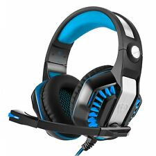 Gaming Headphone GM-2 Over-ear Foldable Deep Bass Headset 3.5mm PS4 PC