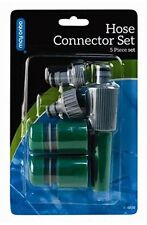 5pc Nozzle Hose Pipe Garden Hose Connector Adaptor Joiner Hozelock Compatible UK