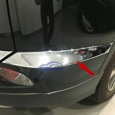 Chrome Rear Bumper Back Corner Protection Trims For Toyota RAV4 2016 2017 2018