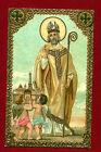SANTINO SAN PETRONIO VESCOVO IMAGE PIEUSE - HOLY CARD- Heiligenbild