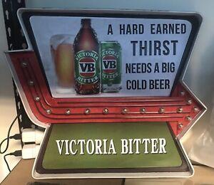 VB Light Up Sign - Victoria Bitter