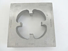 """Greenfield 1.5"""" - 11.5 Npt Square Pipe Die Right No. 2 O.K. Antique 1948"""