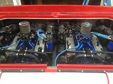 Pair Of 496  gen6 560hp Mercury Marine Engines 8.1 7.4 Mag