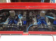 Pair Of 496  gen6 560hp Mercury Marine Engines 8.1 7.4 Mag 454 502