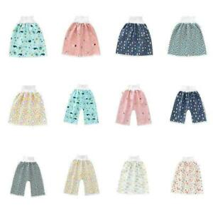 Comfy Baby Diaper Skirt Shorts Waterproof and Absorbent Shorts HOT P0R6