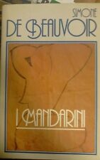 Simone de Beauvoir - I MANDARINI - Euroclub, 1988