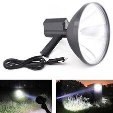 8000 LM 12V 100W HID 9in 240mm Handheld Lamp Camping Hunting Fishing Spotlig%P