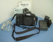 Canon EOS 5D 12.8 MP Digital SLR Camera - with strap and more
