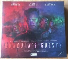 Dracula's Guests Big Finish Audio Box Set New And Sealed