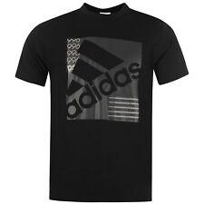 Adidas Herren T-Shirt Tee Shirt Street Baumwolle 5 Farben NEU S M L XXL 2XL N01