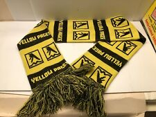 YELLOW PAGES Advertising Knit Scarf 58