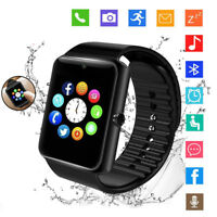 Smart Watch Bluetooth Smartwatch for LG Stylo 3 Motorola Moto E5 GO Samsung S10