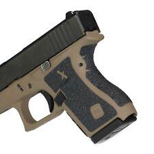 FoxX Grips, Gun Grips for NEW Glock 43X & 48 Grip Enhancement System Non Slip