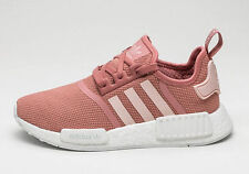 NEW WOMEN'S ADIDAS NMD R1 RUNNER RAW PINK ROSE SALMON ULTRA BOOST PEACH SIZE 6.5