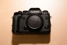 Fujifilm X-T1 16.3MP Mirrorless Camera - With Charger, Battery, Case, and Strap