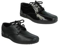 Chaussures décontractées noirs pour garçon de 2 à 16 ans