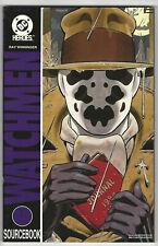DC Heroes Watchmen Sourcebook w/insert - Mayfair Games 1990 - New NOS