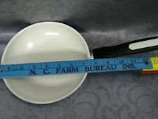 "GREENPAN Thermolon Healthy Ceramic Non Stick Professional 7.5""  Pan Black Great!"