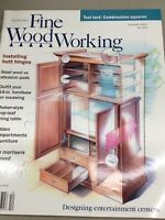 Taunton Fine Wood Working Magazine Vintage December 2002 Home Building Hardware