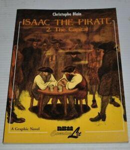 ISAAC THE PIRATE No.2 The Capital BD Christophe Blain - Comics Lit