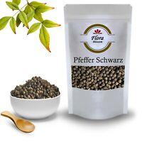 100g Pfeffer Schwarz Ganz Top Qualität 100% Pfefferkörner Gewürz Premium Line