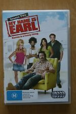 My Name Is Earl : Season 2 (DVD, 2007, 4-Disc Set)   Preowned (D213)