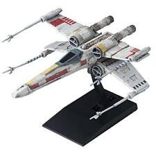 Japan Action Figures - Vehicle model 002 Star Wars X-wing starfighter Plastic *A