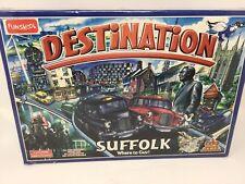 Destination Suffolk Board Game Funskool New Sealed
