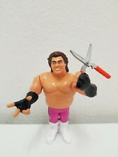 Official WWF World Wrestling Federation Brutus The Barber Beefcake Hasbro 1990