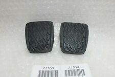 CLUTCH AND BRAKE PAD PEDAL RUBBER SET DAIHATSU FEROZA ROCKY FOURTRAK 2pcs