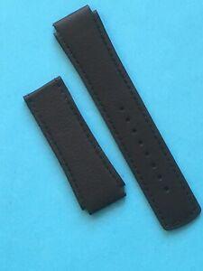 Junghans Mega Verschluss in Stahl für Lederband 037 er Serie