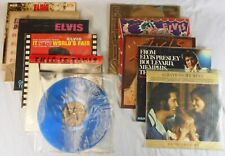 Lot of 10 Elvis Presley Records (LPs) on RCA + 1 EP