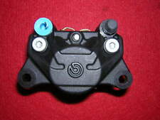 Brembo Rear Black Universal Caliper. 34mm Pistons. New Suits most Italian Models