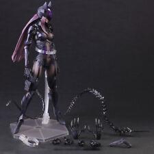Playarts KAI Batman VS Catwoman Selina Kyle Action Figure Collectible Model Toy