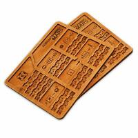 Smonex Wood Player Boards Compatible with Terraforming Mars Board Game 2-pack