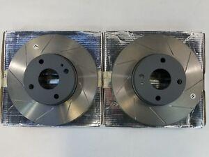 UC307 (FT PR) DBA 2052SL/SR T2 Street Series Rotors  Fits Chevy