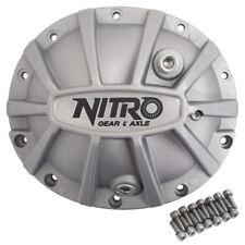 Dana 35 Nitro Xtreme Aluminum Differential Diff Cover USA Jeep MJ TJ WJ XJ YJ