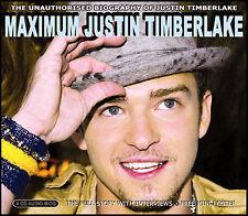 New: TIMBERLAKE,JUSTIN: Maximum  Audio CD