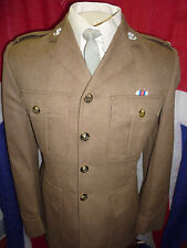 "KINGS ROYAL HUSSARS MANS FADS UNIFORM CHEST 104CM 41"" NEW ISSUE BRITISH ARMY"