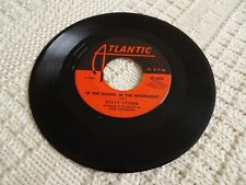 BILLY STORM IN THE CHAPEL IN THE MOONLIGHT/SURE AS YOU'RE BORN ATLANTIC 2076