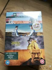 Breaking Bad - Season 1-4 NEW SEALED [DVD] [2017] - DVD