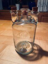 Sehr alte & seltene Apothekerflasche - super dekorativ - WOULFESCHE FLASCHE